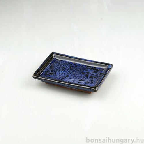 Bonsai alátét - kék, 10 cm