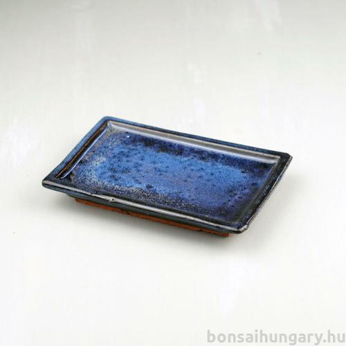 Bonsai alátét - kék, 15 cm