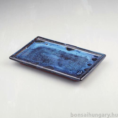 Bonsai alátét - kék, 20 cm