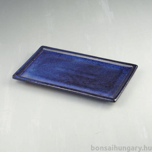 Bonsai alátét - kék, 25 cm
