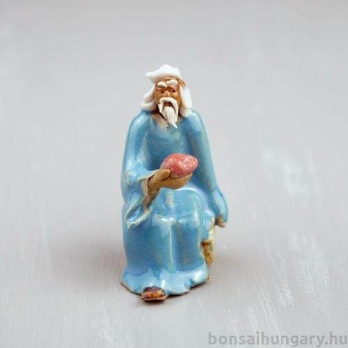 Bonsaimester szobor - 5 cm