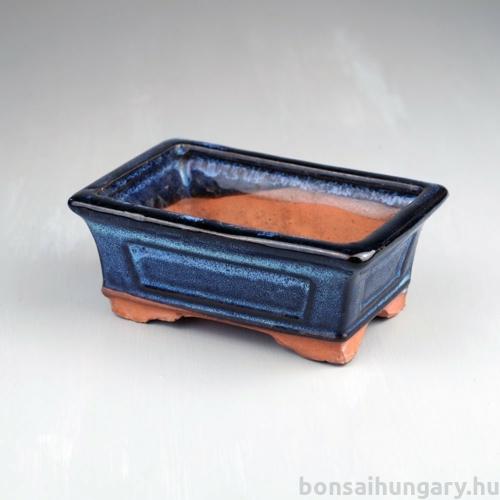 Bonsai tál - kék, 15 cm