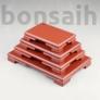 Kép 2/4 - Bonsai asztal - barna
