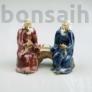 Kép 1/2 - Bonsaimesterek szobor - 6 cm