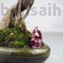 Kép 2/3 - Bonsaimester szobor - 5 cm
