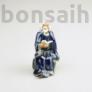 Kép 1/4 - Bonsaimester szobor - 5 cm