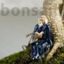 Kép 4/4 - Bonsaimester szobor - 5 cm