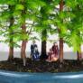 Kép 3/3 - Bonsaimester szobor - 5 cm
